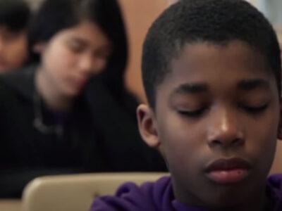 Meditation in San Francisco School Improves Learning